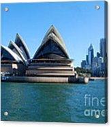 Sydney Opera House Acrylic Print