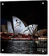 Sydney Opera House  Iv Acrylic Print