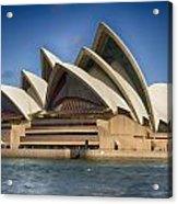 Sydney Opera House V10 Acrylic Print