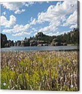 Sylvan Lake Acrylic Print