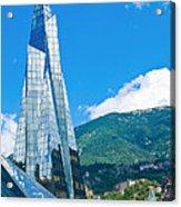 Symbol Of Andorra Acrylic Print