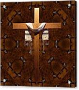 Symbol Of Faith Acrylic Print