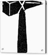 Symbol Thor's Hammer Acrylic Print