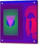 Symbols Acrylic Print