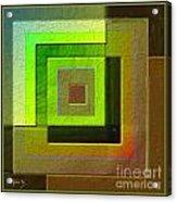 Symmetrica 260 Acrylic Print