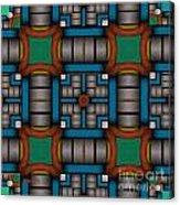 Symmetrica 300 Acrylic Print