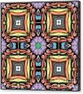 Symmetrica 338 Acrylic Print
