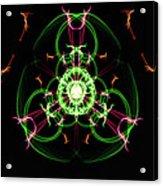 Symmetry Art 5 Acrylic Print