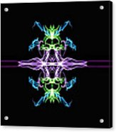 Symmetry Art 7 Acrylic Print