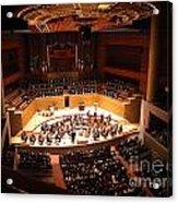 Symphony Orchestra Acrylic Print