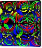 Synchronicity 1 Acrylic Print