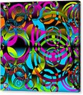 Synchronicity 3 Acrylic Print
