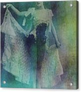 Syncopated Lady Acrylic Print