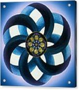 Synergy Mandala 1 Acrylic Print