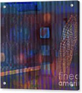 Synthesis 3 Acrylic Print