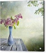 Syringa Acrylic Print