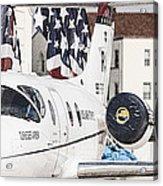 T-1a Jayhawk Acrylic Print