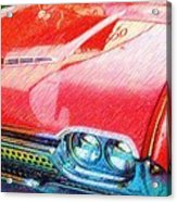 T-bird Dream Acrylic Print