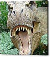 T-rex Acrylic Print