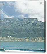 Table Mountain Acrylic Print