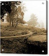 Table Rock Gettysburg Acrylic Print