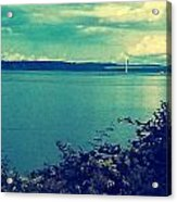 Tacoma Narrows  Acrylic Print