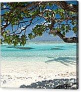 Tahitian Paradise Acrylic Print