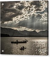 Tahoe Frame Of Mind Acrylic Print