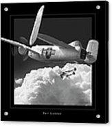 Tail Gunner Acrylic Print