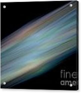 Tail Of A Comet Acrylic Print