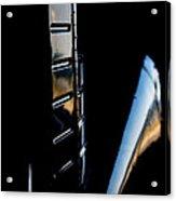 Tail Reflection Acrylic Print