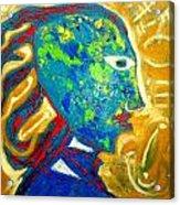Taino Influence Acrylic Print