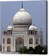Taj Mahal - Agra - India  Acrylic Print