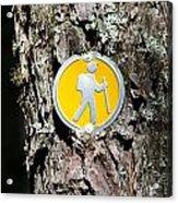Take A Hike Acrylic Print