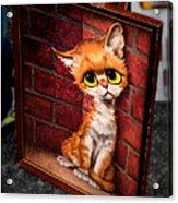 Take Me Home Acrylic Print by Bobbi Feasel