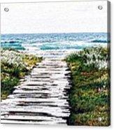 Take Me To The Sea Acrylic Print