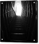 Take The Stairs. Acrylic Print