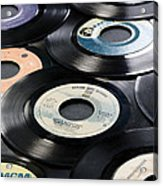 Take Those Old Records Off The Shelf Acrylic Print