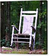 Take Time To Relax Acrylic Print