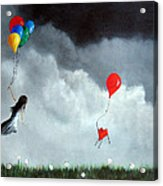 Take Us Home By Shawna Erback Acrylic Print