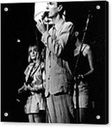 Talking Heads 1983 Acrylic Print