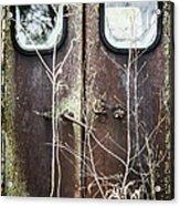 Tall Doors Acrylic Print