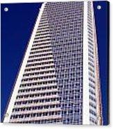 Tall Highrise Building Acrylic Print