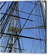 Tall Ship I Acrylic Print