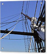 Tall Ship Iv Acrylic Print