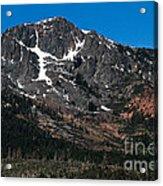 Tallac Cross Acrylic Print