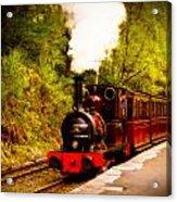 Talyllyn Railway 4 Acrylic Print