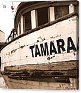 Tamara Acrylic Print