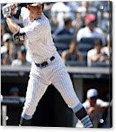 Tampa Bay Rays v New York Yankees Acrylic Print