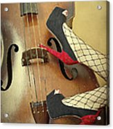 Tango For Strings Acrylic Print